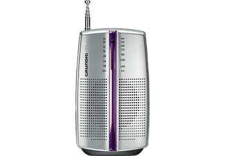 GRUNDIG City 31 PR 3201 Radio (UKW, MW, Chrom)