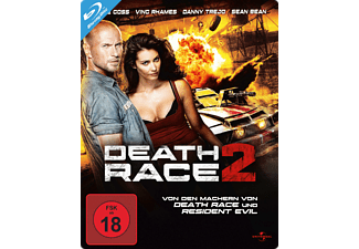 Death Race 2 (Steelbook Edition) - (Blu-ray)