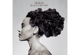 Malia - Black Orchid - (CD)