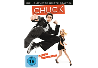 Chuck - Staffel 3 - (DVD)