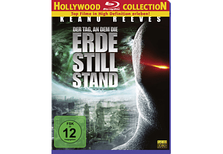 Der Tag, an dem die Erde stillstand - Hollywood Collection [Blu-ray]