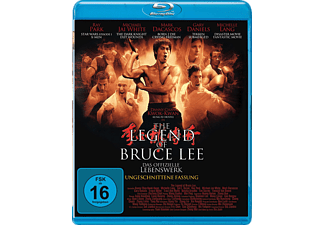 THE LEGEND OF BRUCE LEE (UNCUT EDITION) - (Blu-ray)