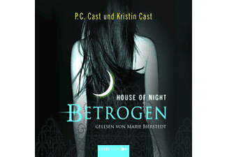 House of Night - Betrogen - (CD)