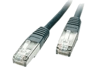 VIVANCO 20246 Cat5e Ethernetkabel 25m Grijs