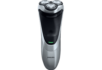 PHILIPS PT860/16 PowerTouch Plus Rasierer Silber (Rotierend)