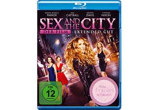 Sex And The City - Der Film Extended Version Komödie Blu-ray