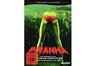 Piranha (SteelBook Collection) [DVD]