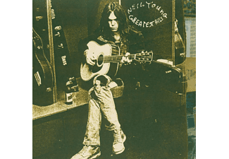 Neil Young - Greatest Hits - (CD)
