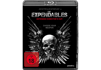 The Expendables - Extended Version Action Blu-ray