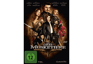 Die drei Musketiere Action DVD