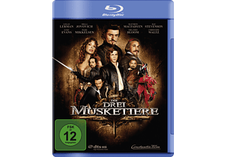 Die drei Musketiere Action Blu-ray
