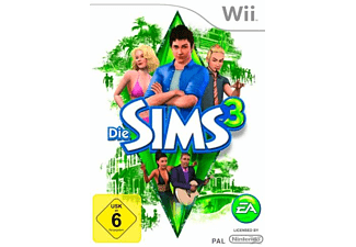 Nintendo Wii Die Sims 3 (Software Pyramide) Simulation