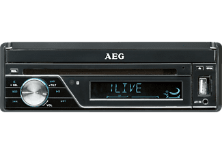 AEG. AR 4026 Moniceiver 1 DIN, 4 Watt