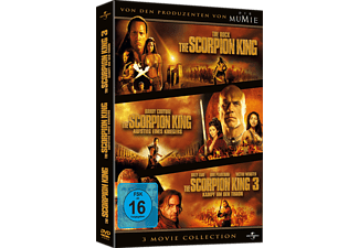 The Scorpion King - 3 Movie Collection - (DVD)