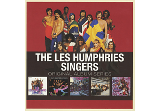 Les Humphries Singers - Original Album Series [CD]
