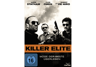 Killer Elite Action DVD