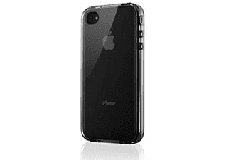 ISY iPhone 4 Grip Vue TPU Sleeve schwarz