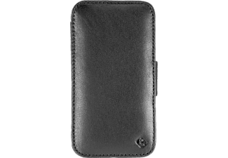 TELILEO 0373 Touch Case, Bookcover, iPhone 4, Schwarz