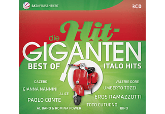 Various Artists HIT GIGANTEN BEST OF ITALO HITS Pop CD