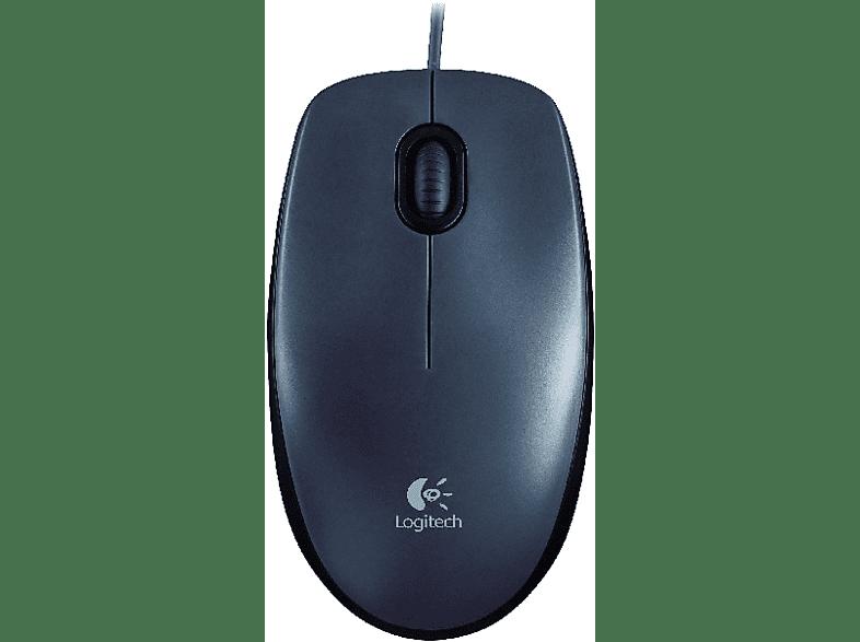 LOGITECH Mouse M90 (910-001793) laptop  tablet  computing  περιφερειακά πληκτρολόγια   ποντίκια  computing   tab