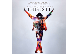 Michael Jackson - Michael Jackson's This Is It [CD]
