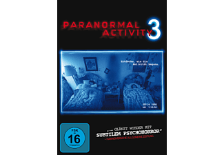Paranormal Activity 3 Horror DVD
