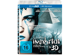 Immortal (3D) [3D Blu-ray]