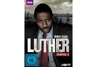 Luther - Staffel 2 [DVD]