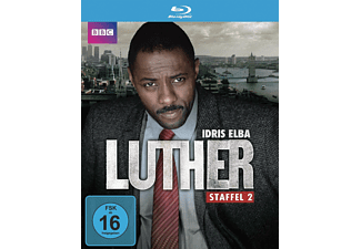 Luther - Staffel 2 [Blu-ray]