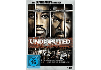 Undisputed - The Expendables Selection [DVD]