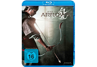 War of the Arrows - (Blu-ray)