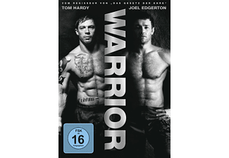 Warrior Action DVD