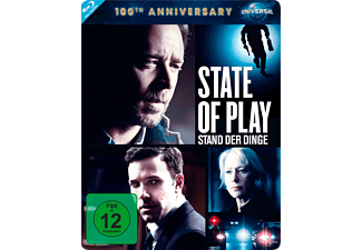 State of Play (Steelbook Edition) [Blu-ray]