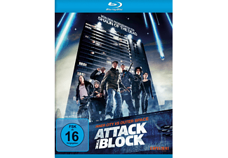 Attack the Block - (Blu-ray)