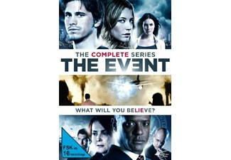 The Event - The Complete Series DVD-Box [DVD]