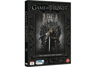 Game of Thrones S1 Äventyr DVD