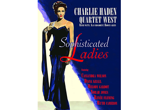 Charlie Haden, Charlie Quartet West Haden - Sophisticated Ladies [CD]