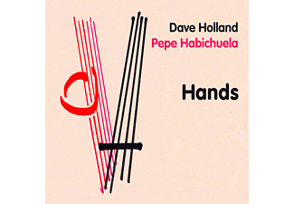 Holland, Dave & Habichuela, Pepe - Hands [CD]