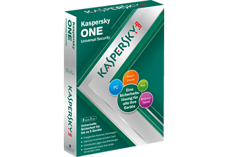 Kaspersky ONE Universal Security - 5 Lizenzen []