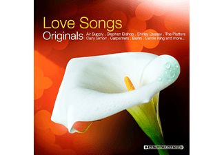 VARIOUS - Love Songs Originals - (CD)