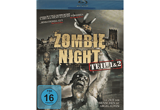 Zombie Night 1 & 2 - (Blu-ray)