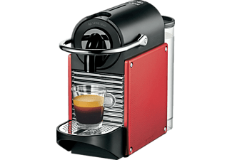 DE LONGHI Nespresso - Maschine Pixie EN 125 R Electric Carmine Red