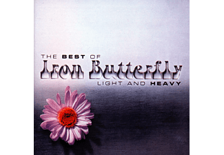 Iron Butterfly - Light And Heavy [CD]