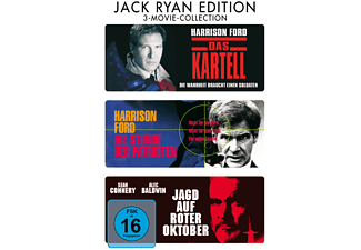 Jack Ryan - Edition (3 Filme) [DVD]