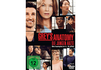 Staffel 1 GreyS Anatomy