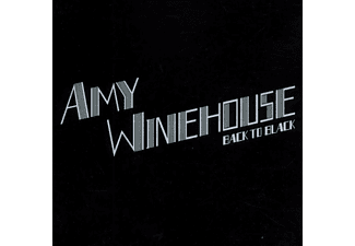 Amy Winehouse - Back To Black (Deluxe Edition) - (CD + Bonus-CD)