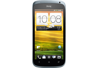 HTC ONE S Gradient, Smartphone, 16 GB, 4.3 Zoll, Grau/Metallic