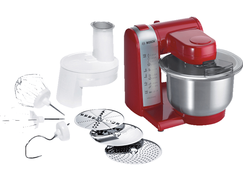 BOSCH Küchenmaschine MUM 48 R 1 - MediaMarkt
