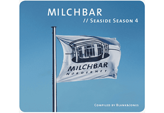 Blank + Jones - Milchbar Seaside Season 4 (Deluxe Hardcover Package) [CD]