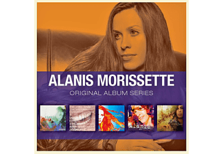 Alanis Morissette - ORIGINAL ALBUM SERIES [CD]